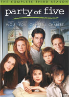Party Of Five: The Complete Third Season