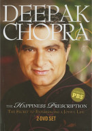 Deepak Chopra: The Happiness Prescription
