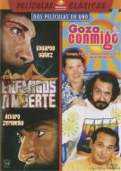 Enemigos A Muerte / Goza Conmigo (Double Feature)