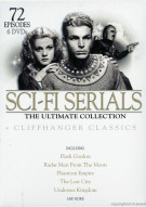 Ultimate Sci-Fi Serial Classics Collection