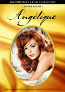 Angelique: The Complete 5-Film Collection