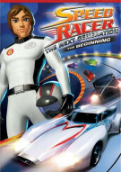 Speed Racer: The Next Generation - The Beginning