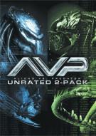 Alien Vs. Predator: Unrated Collectors Edition / Aliens Vs. Predator: Requiem - Unrated (2 Pack)
