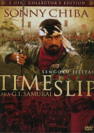 Time Slip: 2 Disc Collectors Edition