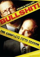 Penn & Teller: Bullshit! The Complete Season 5 (Uncensored)