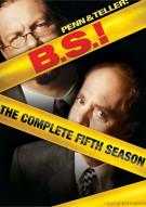 Penn & Teller: BS! The Complete Season 5 - Censored
