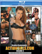 Actiongirls: Volume 4