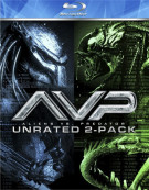 Alien Vs. Predator: Unrated Collectors Edition / Aliens Vs. Predator: Requiem - Extreme Unrated Set (2 Pack)
