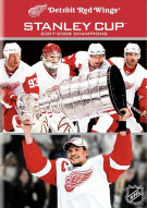 NHL Stanley Cup Champions 2007-2008: Detroit Red Wings