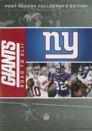 NFL Road To Super Bowl XLII