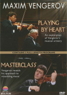 Maxim Vengerov: Playing By Heart And Masterclass