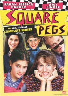 Square Pegs: The Like, Totally Complete Series...Totally