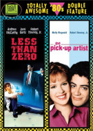Less Than Zero / The Pick-Up Artist (Double Feature)