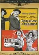 Detectives O Ladrones / Teatro Del Crimen (Double Feature)