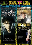Eddie And The Cruisers / Eddie And The Cruisers II: Eddie Lives! (Double Feature)