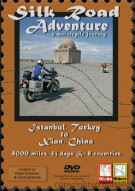 GlobeRiders:  Silk Road Adventure: A Motorcycle Journey