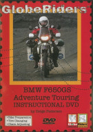 GlobeRiders: BMW F650GS Adventure Touring Instructional DVD
