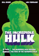 Incredible Hulk, The: The Incredible Hulk Returns & The Trial Of The Incredible Hulk