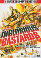 Inglorious Bastards, The: 3 Disc Explosive Edition