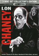 Lon Chaney: 3 Disc Set Collectors Edition