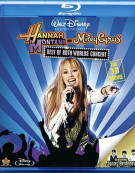 Hannah Montana And Miley Cyrus: Best Of Both Worlds Concert