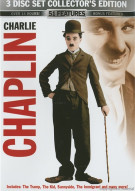 Charlie Chaplin: 3 Disc Set Collectors Edition