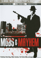 Mobs & Mayhem: 3 Disc Set Collectors Edition