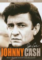 Johnny Cash: 3 Classic Signature Movies