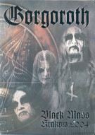 Gorgoroth: Black Mass Krakow 2004 (Limited Star Metalpack)