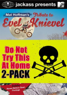 Jackass Presents: Mat Hoffmans Tribute To Evel Knievel / Jackass: The Movie - Unrated Special Collectors Edition (2 Pack)
