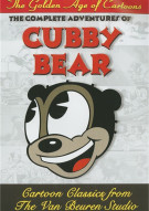 Complete Adventures Of Cubby Bear, The