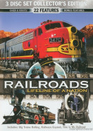 Railroads: Lifeline Of A Nation