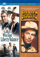 Man Who Shot Liberty Valance, The / Shane (Double Feature)