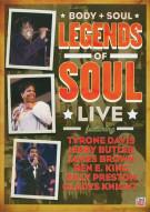Body + Soul: Legends Of Soul Live