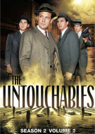 Untouchables, The: Season 2 - Volume 2