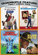 Family Comedy Pack (Quadruple Feature)