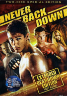 Never Back Down: Special Edition