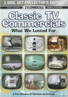 Classic TV Commercials: What We Lusted For