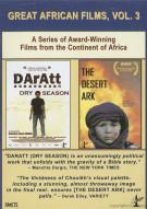 Great African Films, Vol. 3: The Desert Ark / Daratt