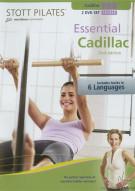 Stott Pilates: Essential Cadillac (2nd Edition)