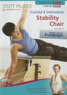 Stott Pilates: Intermediate Stability Chair (2nd Edition)