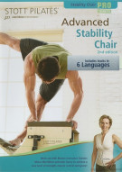 Stott Pilates: Advanced Stability Chair (2nd Edition)