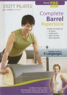 Stott Pilates: Complete Barrel Repertoire (2nd Edition)
