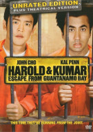 Harold & Kumar Escape From Guantanamo Bay: Unrated