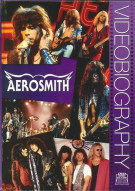 Aerosmith: Videobiography Book / DVD Set