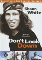 Shaun White In Dont Look Down