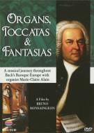 Organs, Toccatas & Fantasias