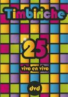 Timbiriche 25: Vivo En Vivo