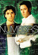 Numb3rs: The Complete Seasons 1 - 4