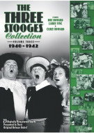 Three Stooges Collection, The: 1940 - 1942 - Volume Three